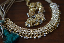 Indian Jewels / Beautiful baubles for my besty. / by Beth Stonick