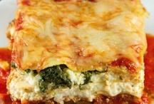 Pasta/Lasagne/Macaroni