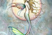 Mermaids & Faeries