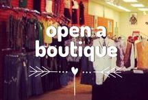 Boutique nyitás