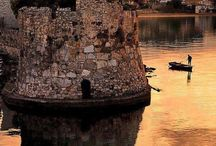 Nafpaktos / My home city