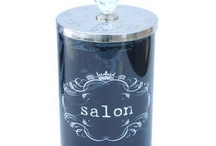 Salon Style / Beauty products to spruce up your salon or spa.  / by BigDaddyBeauty.com