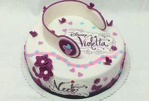 Violetta Cake/ Torten