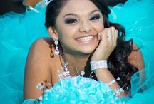 Quince/sweet 16 photoshoot