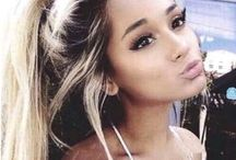 Ariana Grande Makeup And Style!