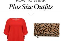 Big size fashion / All about fashion
