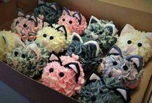 Decorated cupcake ideas