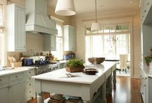 Kitchens / by Denise Pickering
