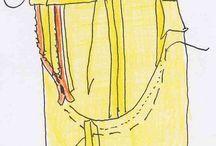 Pants alteration / Adjusting pants