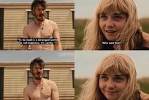 Movie quotes.