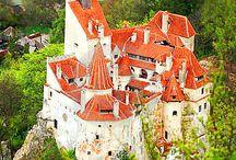 Romania / Places I visited in Romania