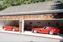 Famous Garages / The magnificent garage spaces of the famous! Wow, incredible. / by Chamberlain