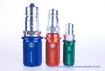 KENNFIXX / Der innovative Schlauchgriff KENNFIXX zur Markierung von Hydraulikschläuchen und seine Verwendung in der Praxis.