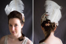 Fashion - Historical Hairstyles / Varieties of hairstyles worn by women and men through the ages
