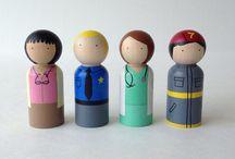 Peg dolls general