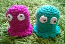 Crocheted toys for different occasions