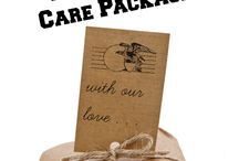 Military themed ideas / Care packages, homecoming ideas, homecoming photos session ideas. FRG ideas