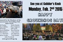 Groundhog Day 2015 / Check Out all of the great events over the Groundhog Day 2015 Celebration!