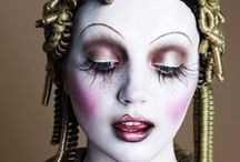 Porcelain Doll Make up Inspiration