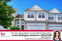 Real Estate for Sale in Elgin, IL / Real Estate for Sale in Elgin, IL brought to you by Ivette Rodriguez Anderson of Keller Williams Success Realty.