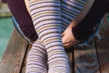 RocknSocks Knee High Socks / by RocknSocks