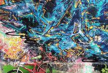 Ljubljana's graffiti and Urban Art / Discovering the streets of Ljubljana and the numerous unique graffiti, murals and urban art