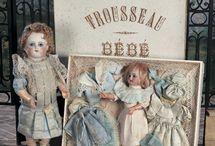 fransk dukke