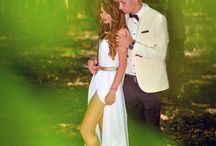 Prom Night / Couple in white