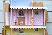 Casa da barbie - carol
