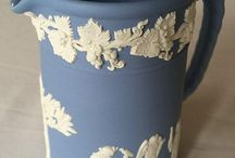Wedgewood Jasperware / Just cataloging my pieces to remember their names