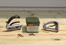 """""""Power""""-ful Tools / These cool tools may not all require electricity, but they give you the power to improve your home!  Brought to you by Generac. Control Your Power. Control Your Life."""