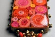 Jewelry Ideas / #diy #jewelry #pendants #necklace #earrings #handmade #cabochon #clay #jeweler