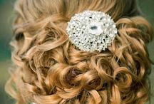 Wedding Hair Styles / Hair styles for your big day