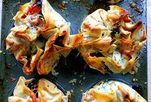 filo pastry recipes savoury