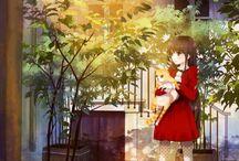 Anime Girls / Anime girls