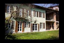 Montiglio Monferrato - Colcavagno cascina con giardino euro 125.000,00