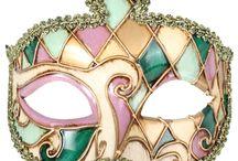 Masquerade Masks / Beautiful Masquerade Masks for Sale
