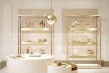 shelves, cabinet, panel