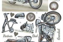 Classic British Motorbikes