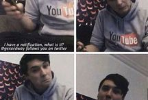 Daniel (I change my name and freak everyone out) Howell