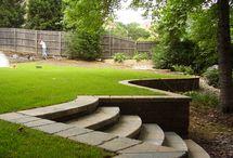 Backyard ideas / by Christine Zanolli