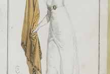 Costume Parisien 1808 / by Alessandra Reeves-Gehrig