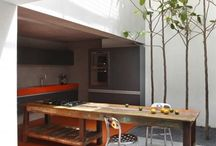 Outdoor Kitchens and Gathering Places