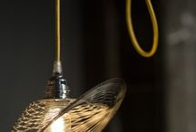 MeLamps (Metal Lamp), since 2013 / These are lamps whose structure can take various shapes also thanks to the malleability of the metal material with which they are made. Lampholder size: 20 to 58 cm diameter. Materials: stainless steel or brass.