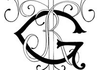 Marvelous Monograms / by Debbie Wallace