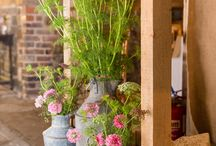 Milk Churns / Rustic Rentals Wedding & Event Prop Hire Inspiration