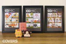 COVERS COMICS / COVERS COMICS