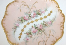 T-time / Vintage china by frenchpapermoon.com