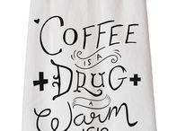 Coffee: My drug of choice / by Melissa Allott
