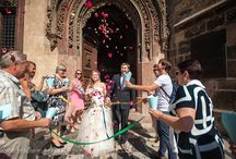 Wedding at the Old Town Hall in Prague / The Old Town Hall in Prague - the most desirable venue for the wedding in Prague!